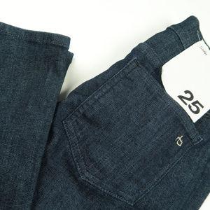 Rag & Bone Tech Indigo Skinny Jeans 25x30